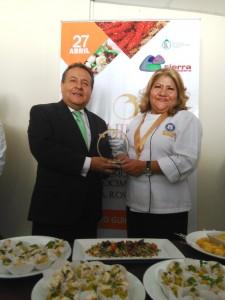 Premio Rosa Polo prensa